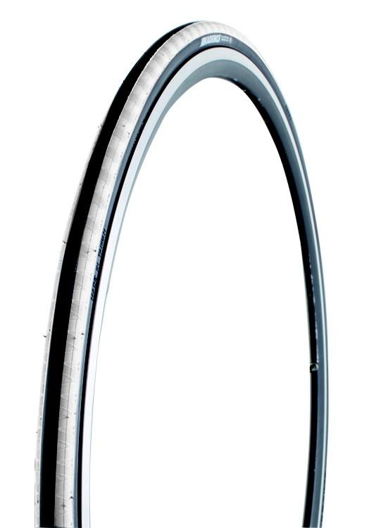Kenda dæk 700x23C K-196 hvid/sort 2. sortering | Dæk