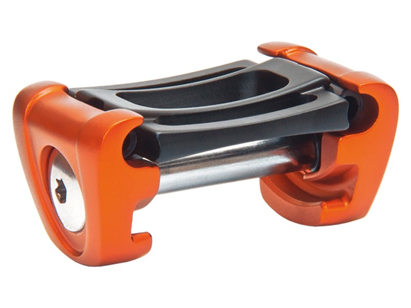 Crankbrothers Sadelklampe til sadelpind Orange | Seat Clamp