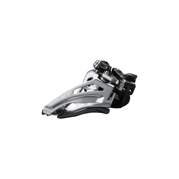 Shimano XT M8000 forskifter 2-speed side swing 28.6-34.9 mm | Front derailleur