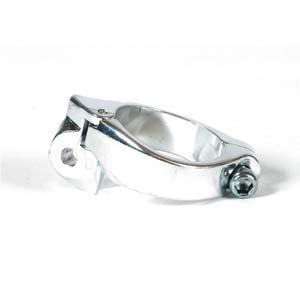 Shimano Spændebånd til forskifter 34,9 mm sølv | Front derailleur