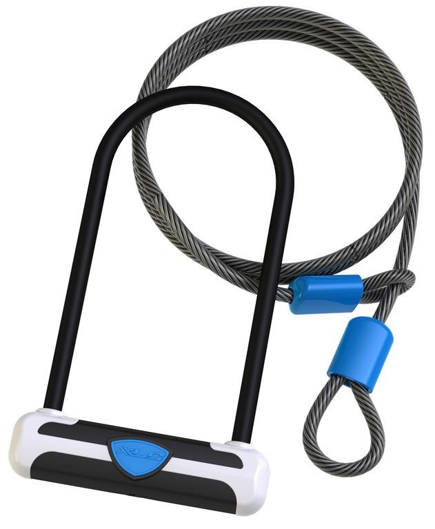 xlc - U-lock bøjlelås med wire