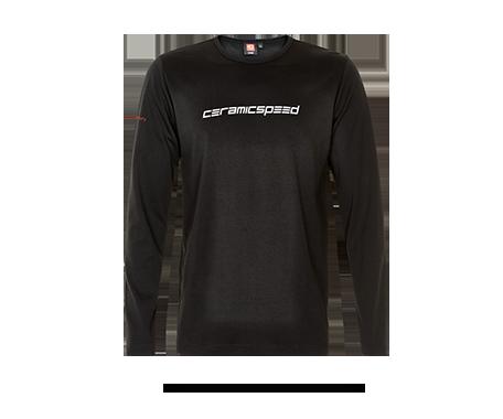 CeramicSpeed Langærmet T-Shirt   Trøjer