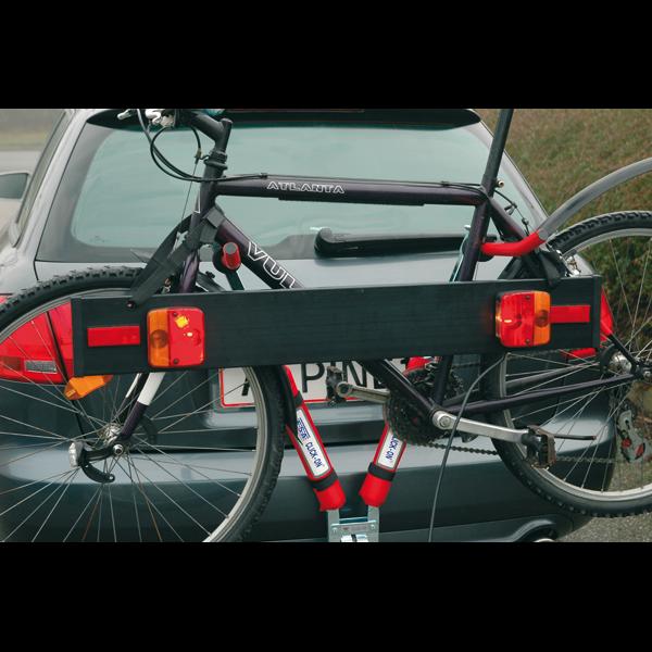 Lygtebom til cykelholder | Cykelholder til bil