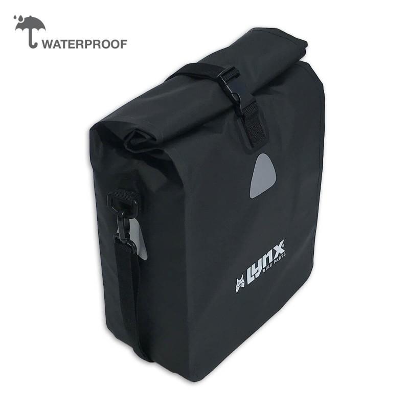 Lynx bagagebærertaske tarpaulin
