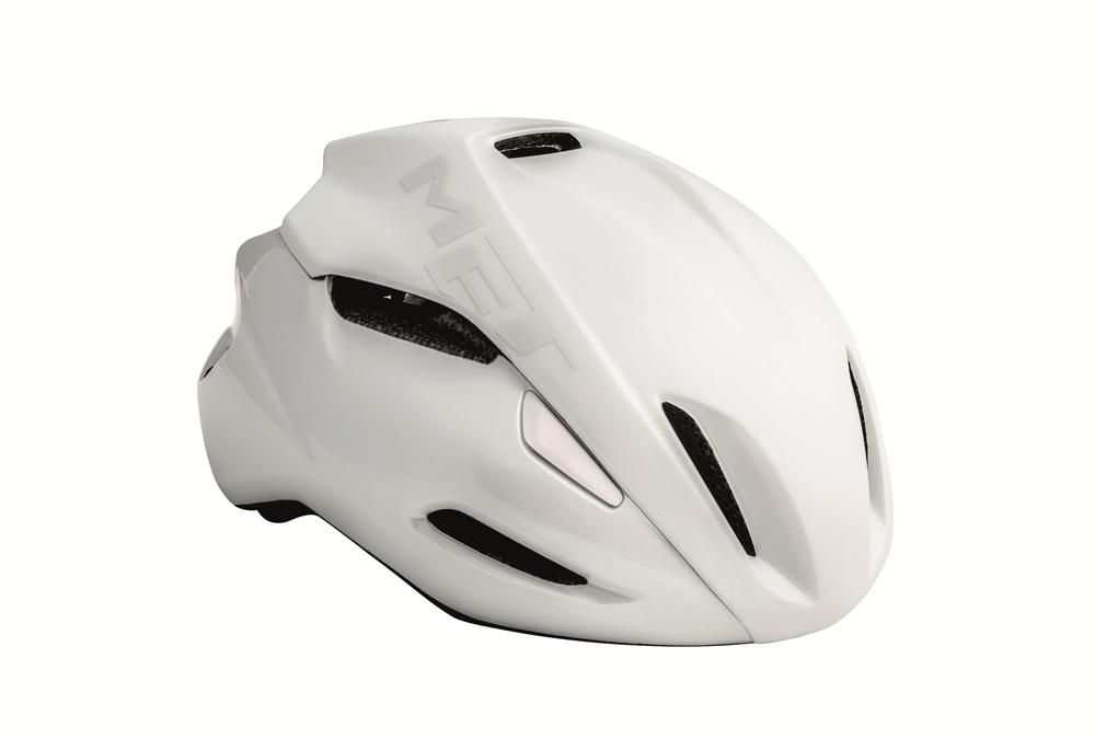 Met Manta aero hjelm Hvid   Hjelme