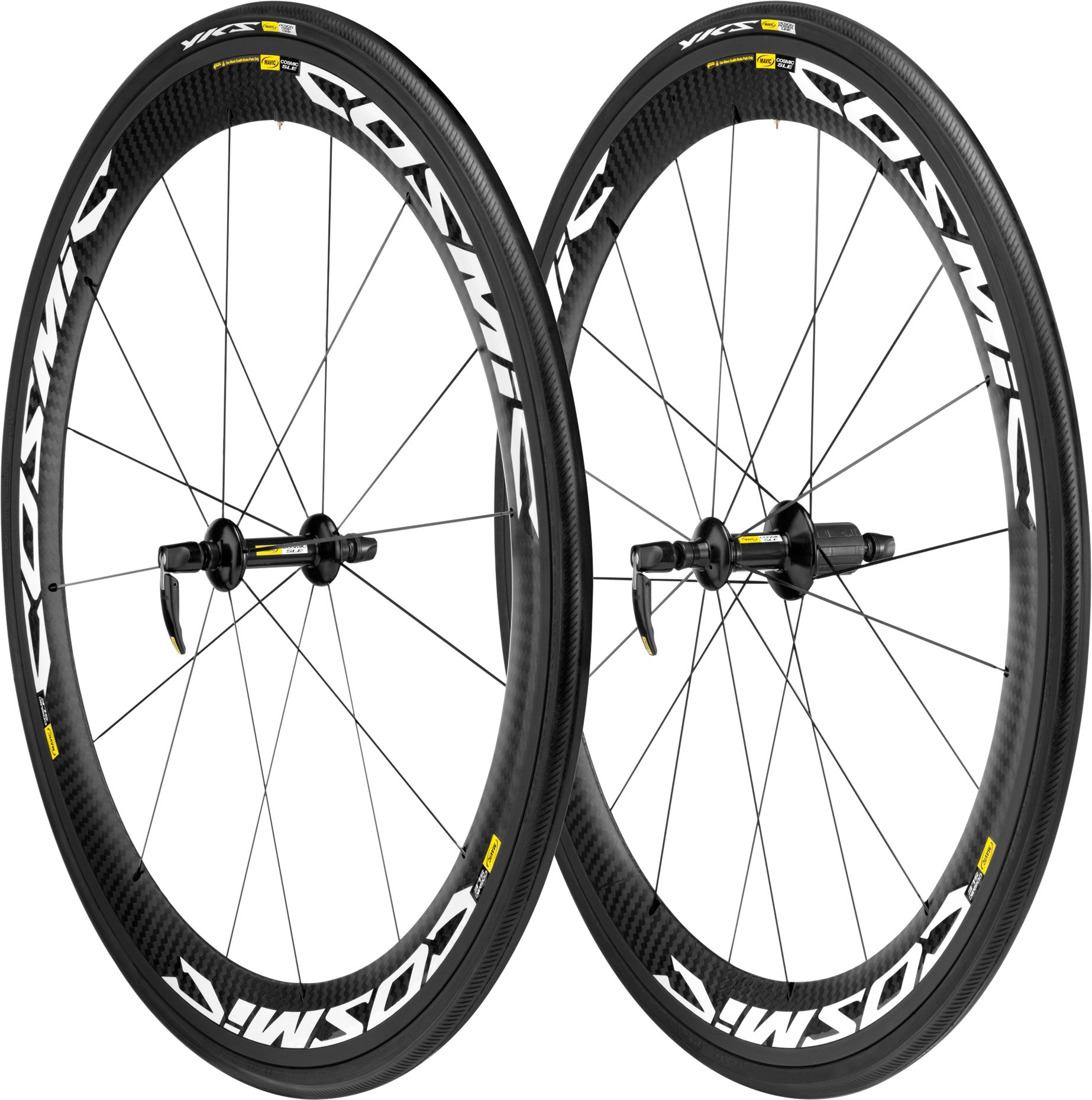 Mavic Cosmic Carbone SLE Campagnolo hjulsæt | Wheelset