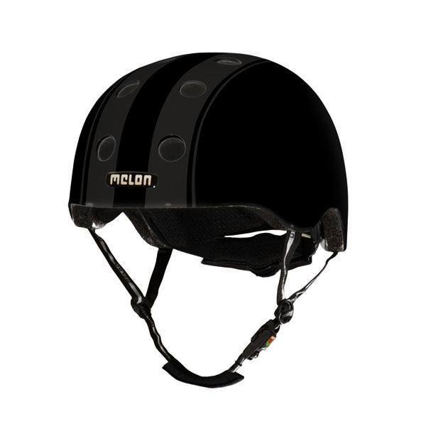 Melon cykelhjelm Decent Double Black | Helmets
