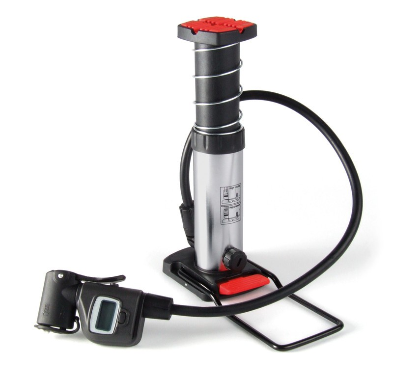Mini fodpumpe digital 12 bar | Fodpumper