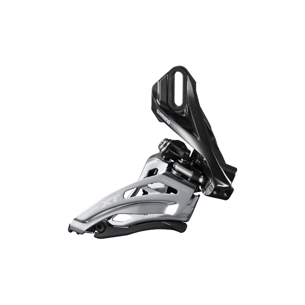 Shimano XT M8000 forskifter 2-speed side swing direct mount | Front derailleur
