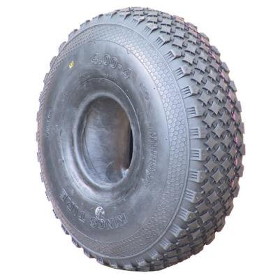 Mooncar dæk 4x4.00 med slange | Dæk