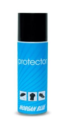 Morgan blue protector gør dit tøj og sko vandtæt