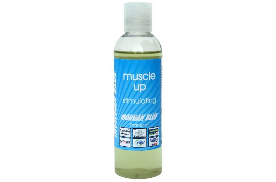 Morgan Blue Muscle Up Stimulating 200 ml | Personlig pleje