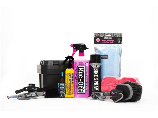 Muc-Off Ultimate Bicycle Kit | polish_and_lubricant_component