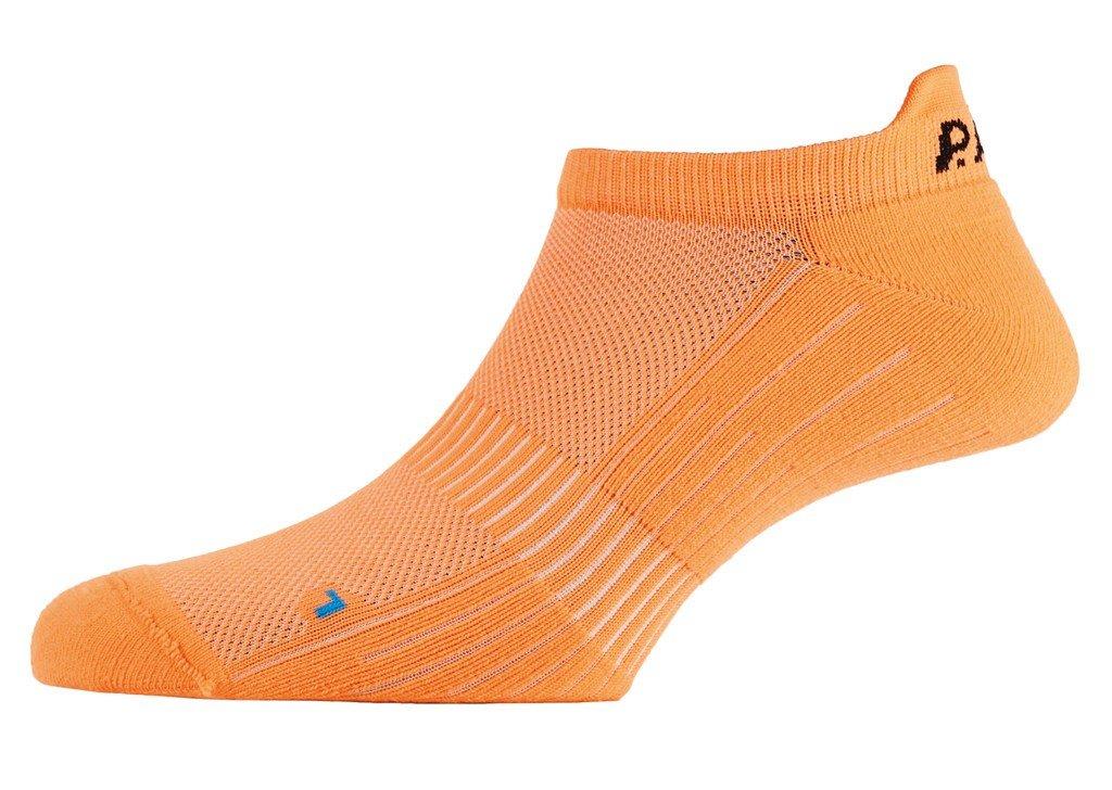 P.A.C ankel sokker orange | Strømper
