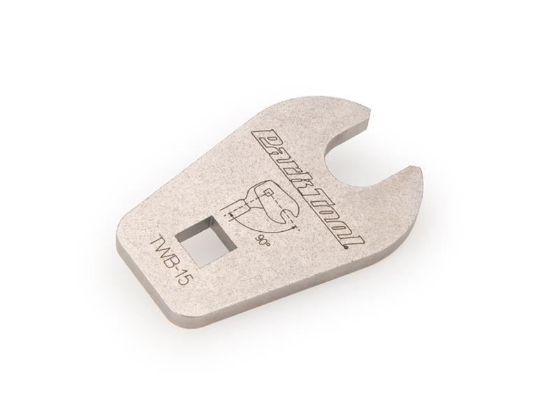Park Tool 15 mm adapter til 3/8 momentnøgle | Værktøj