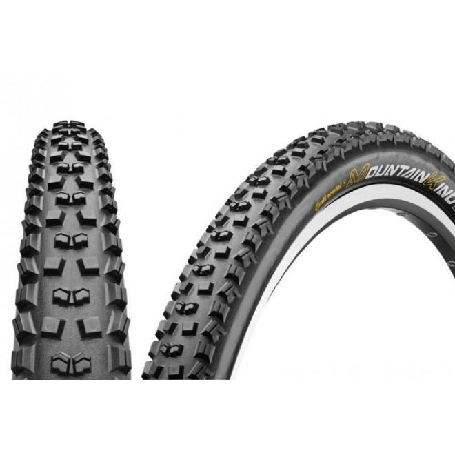 Continental Mountain King II Protection foldedæk 29 x 2,2 | Tyres