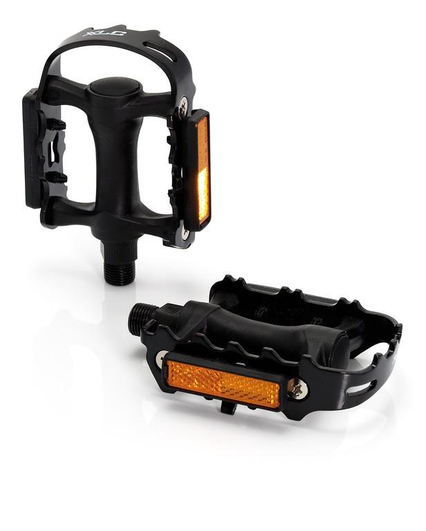 Pedal sæt MTB/citybike inkl. reflekser | Pedaler