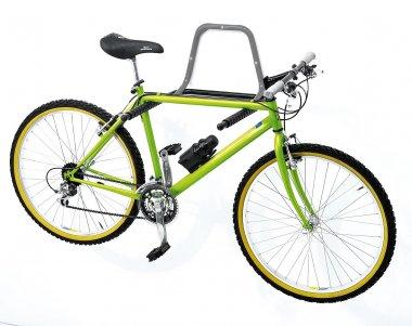 Ophæng til 3 cykler   bike_storage_hanger_component