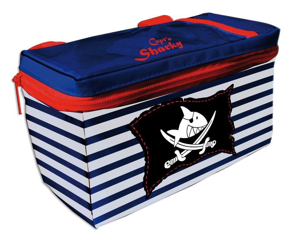 Styrtaske med pirat grafik - 99,00 | Handlebar bags