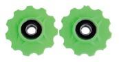 Pulleyhjul lite Grøn | Pulleyhjul