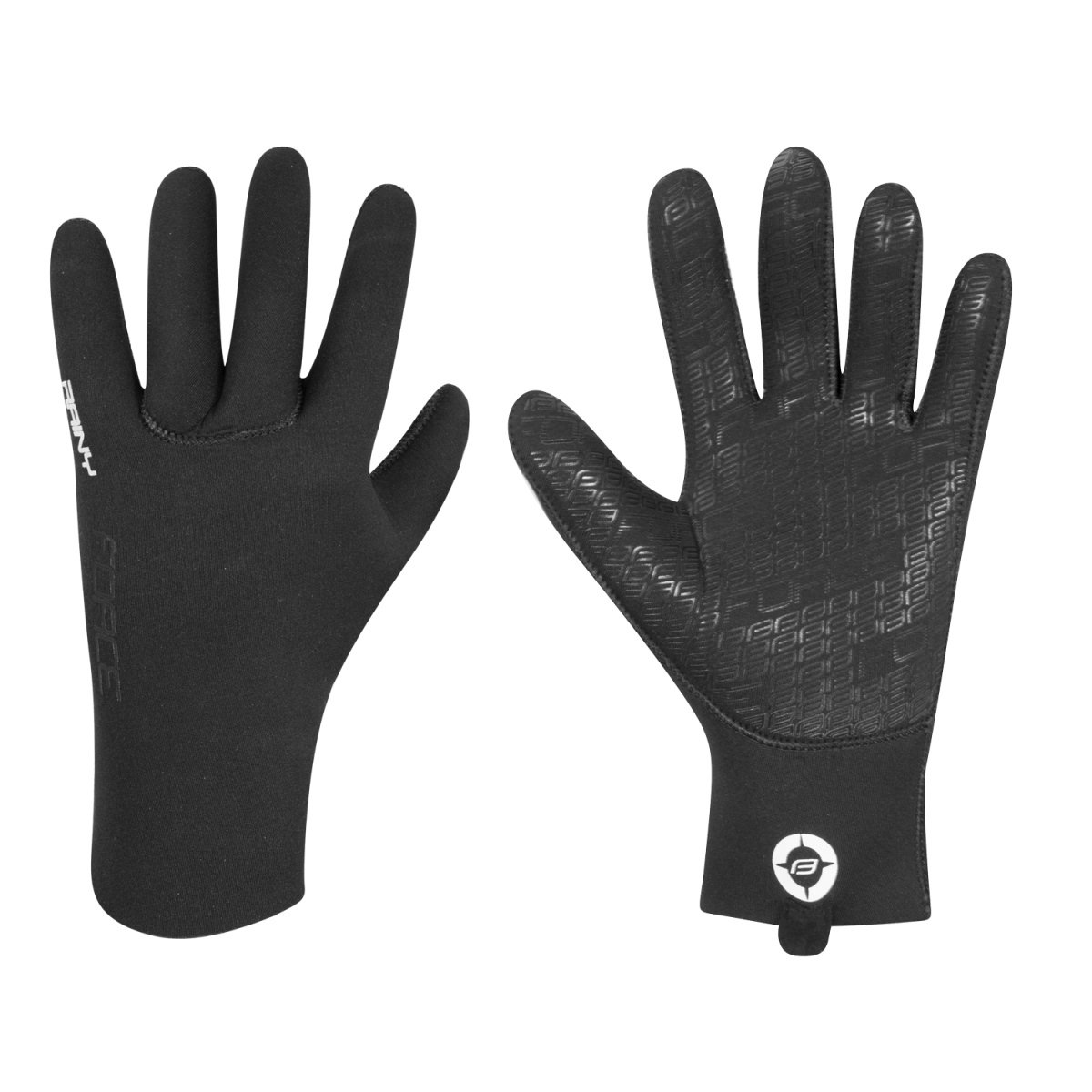 Force Rainy Handsker sort | Handsker