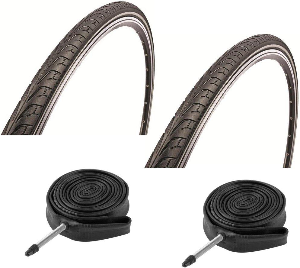 2 dæk + 2 slanger Vittoria Randonneur 700 x 28c Testvinder | Dæk