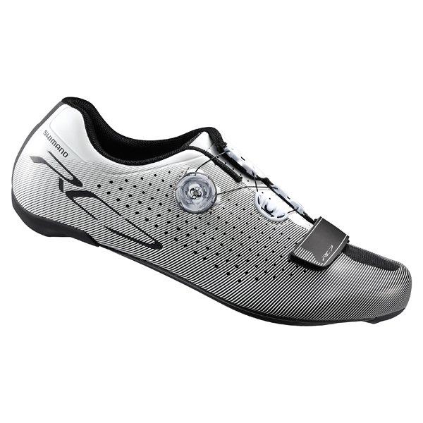 Shimano RC7 (RC700) Carbon Race sko Hvid | Sko