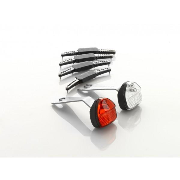 Reelight SL250 Lygtesæt med konstant lys | Lygtesæt