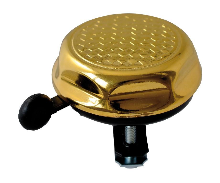 Trill bell ringeklokke i guld og sort - 39,00   Bells