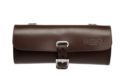 brooks - Challenge sadeltaske mørk læder