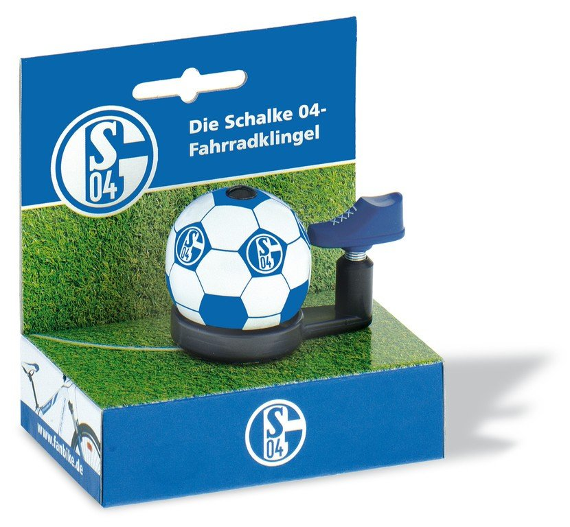 Schalke 04 ringeklokke - 75,00   Bells