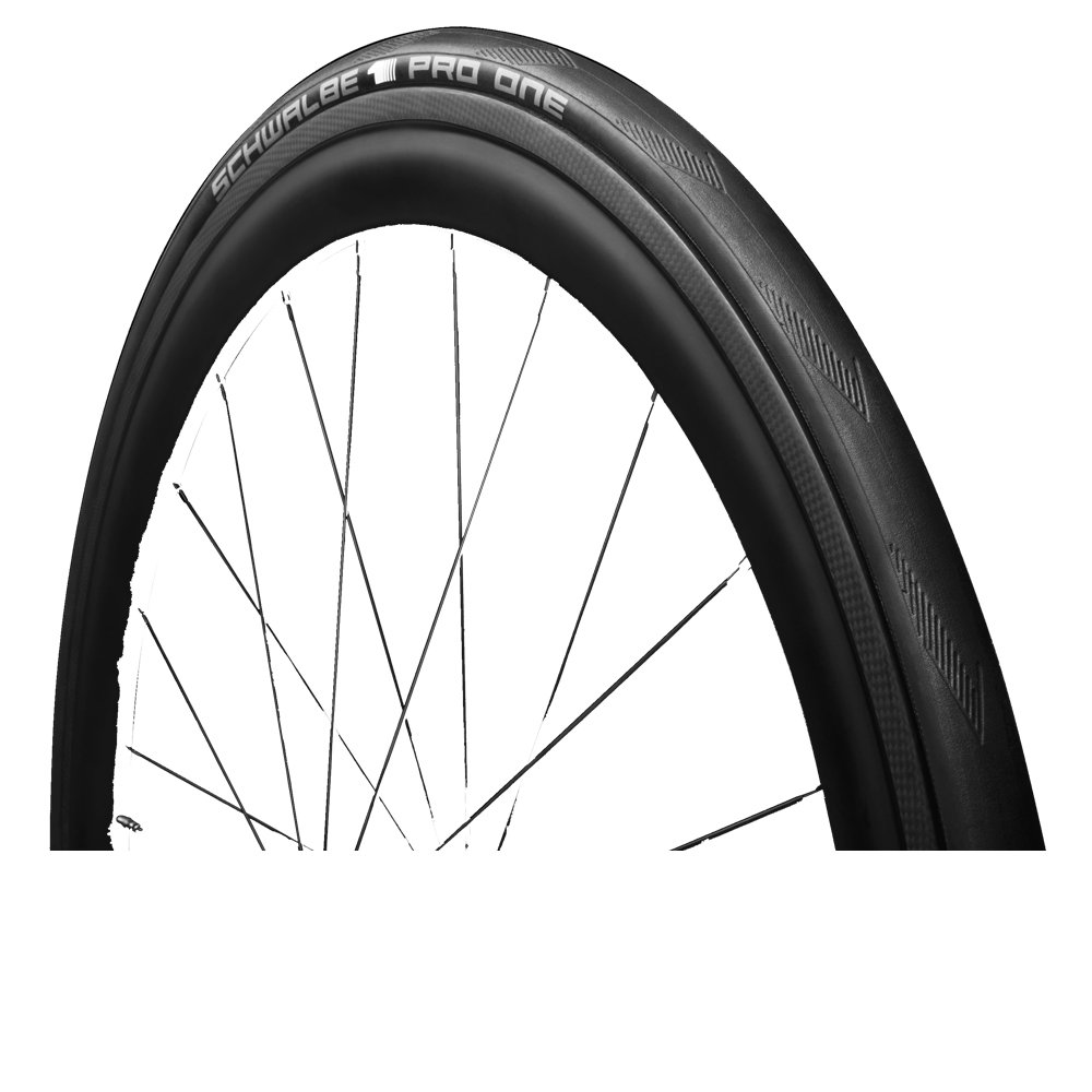 Schwalbe Pro One 700x23c Tubeless-Easy Microskin | Dæk