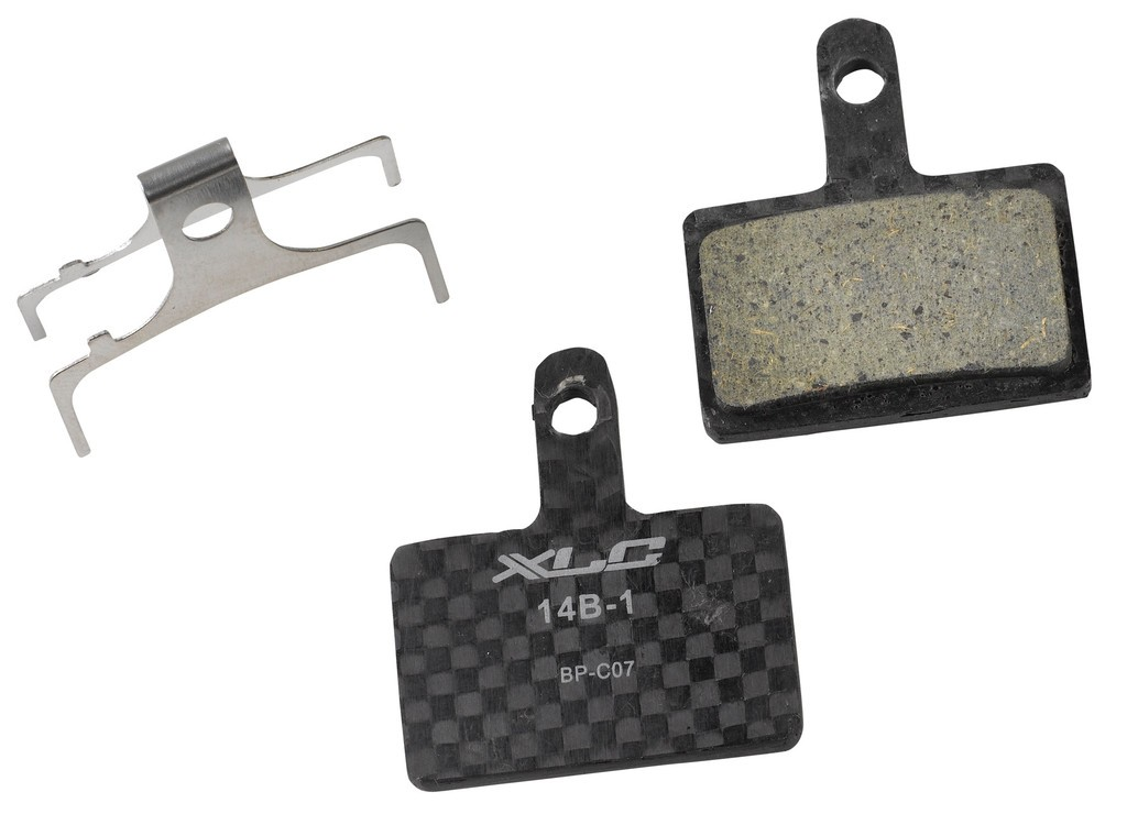 XLC bremsekodser til Shimano Deore Carbon | Bremseskiver og -klodser