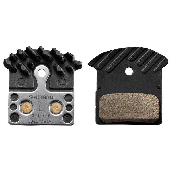Shimano bremseklods XTR J04C BR-M9000 XTR / XT/ SLX / Alfine | Bremseskiver og -klodser