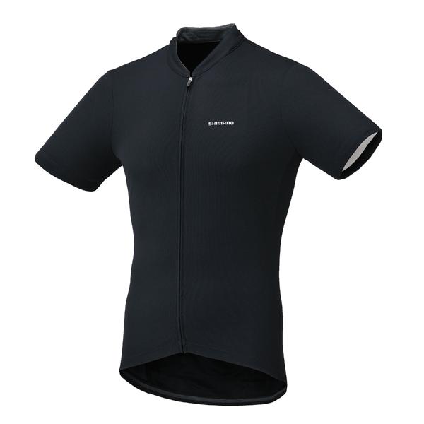 Shimano cykel t-shirt sort kortærmet | Trøjer
