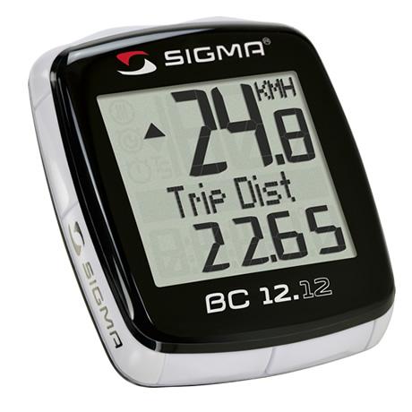 Sigma Sport BC 12.12 Cykelcomputer | Cykelcomputere