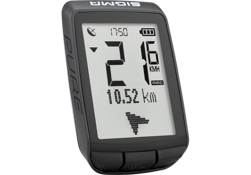 Sigma Sport Pure 20 GPS Cykelcomputer