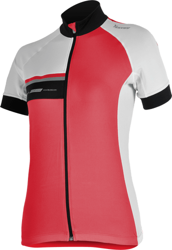 Silvini Cupetti jersey women rød/hvid | Trøjer
