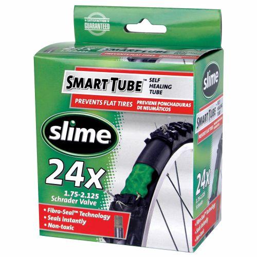 Slange med Slime lappevæske 24x1.75-2.125 | Slanger