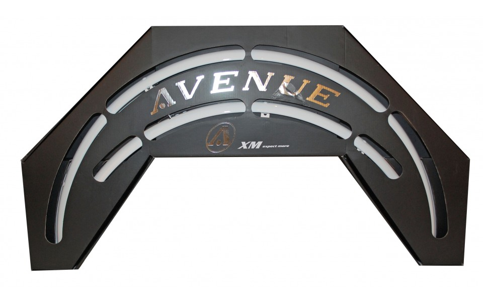 Avenue skærmsæt hvid (SnowyWhite) 35 mm - 389,00 | Mudguards Set