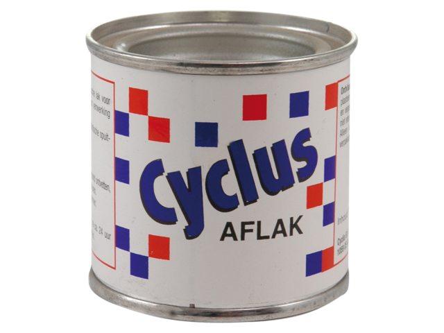 Lak til reparation i cykelstel o.l. Sølv - 49,00 | Misc. Frames