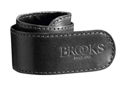 Brooks Buksebånd i sort læder 1 stk. | misc_clothes