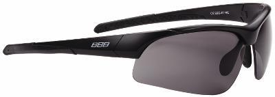 BBB Impress Brille mat sort med 3 sæt linser