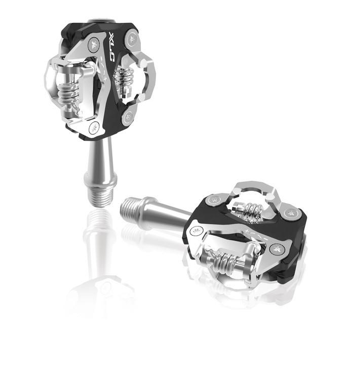 XLC PD-S15 MTB pedalsæt sort | Pedaler
