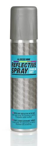 Refleks spray Sparkling Grey 100 ml | Reflekser