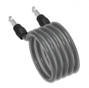 OnGuard spiral wire ø15mm 185 cm | Combo Lock