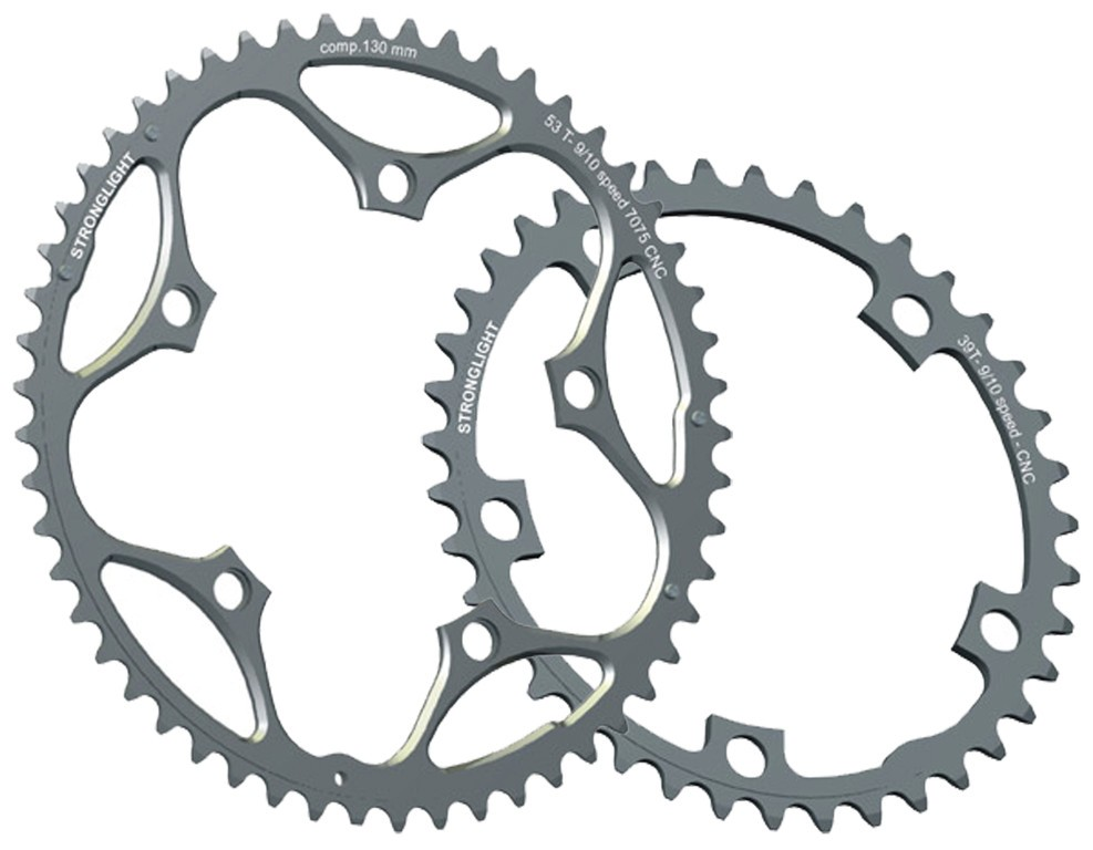 Stronglight Klinge ø130 9/10 speed | chainrings_component