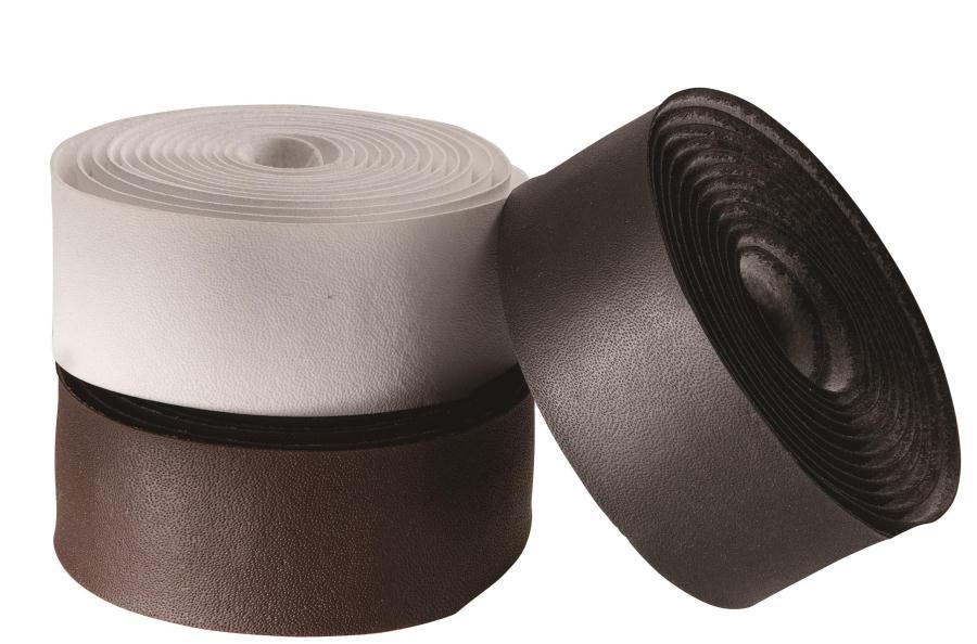 Styrbånd i kunstlæder 3 farver | Bar tape