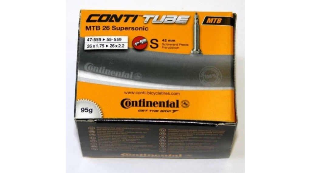 Continental supersonic slange 26