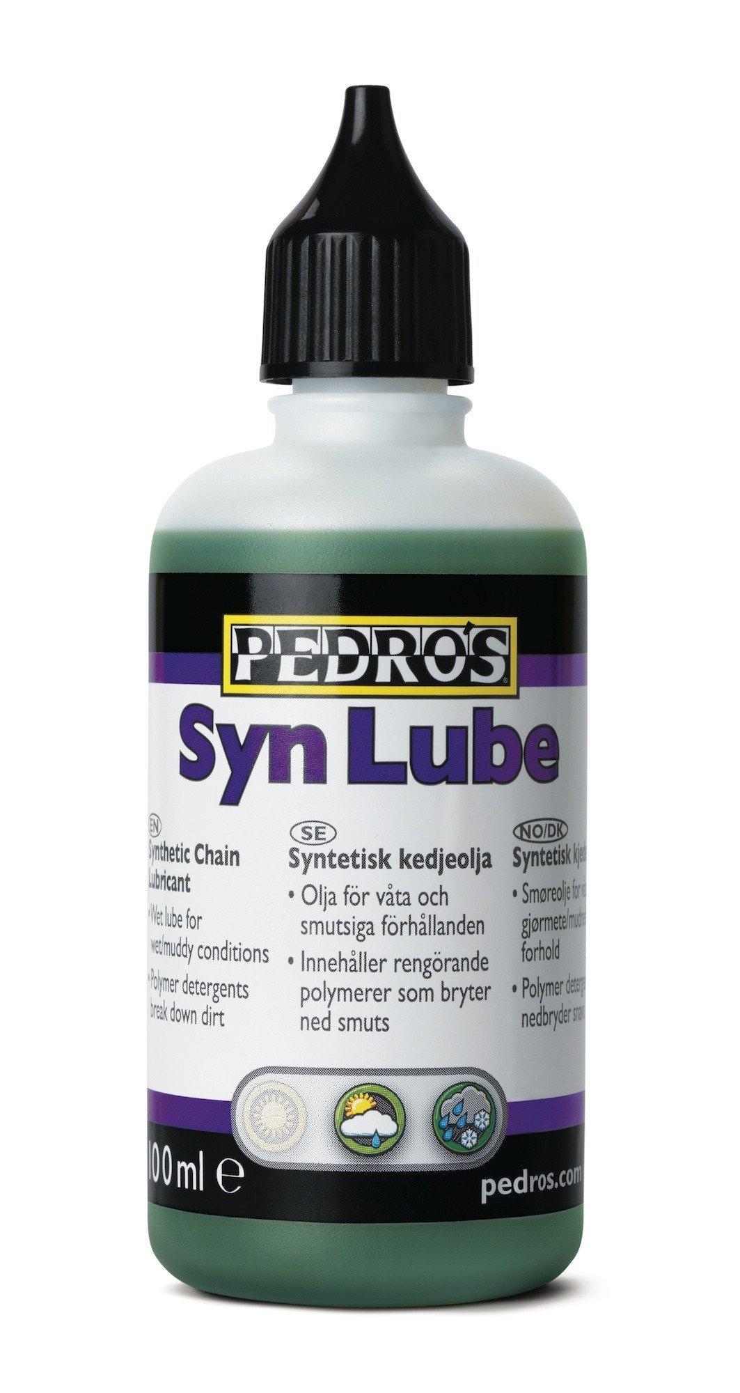 Pedro´s Syn Lube 100 ml | Rengøring og smøremidler